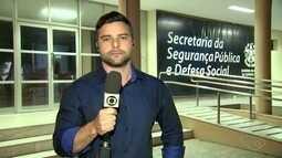 Secretário de Segurança fala sobre prisão de ex de médica no ES