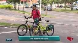 Dia Mundial Sem Carro é celebrado nesta sexta-feira