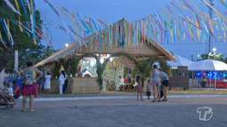 Primeira noite do Sairé atrai centenas de pessoas a Vila de Alter do Chão