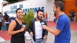 Parte 1: Moacyr Massulo e Isa Lima visitam evento geek em Manaus