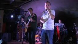 Artistas tocam sucessos da banda Aviões do Forró e se preparam para o Aviões Fantasy