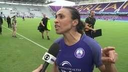 Marta desabafa após saída de técnica da Seleção