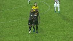 Os gols de Paysandu 2 x 1 Guarani pela 26ª rodada da Série B