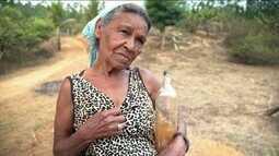 Vítimas da tragédia de Mariana-MG ainda sofrem com problemas de água