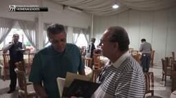 Vozão TV - Zé Eduardo foi o homenageado no almoço do Conselho Deliberativo do Clube