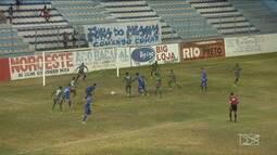 Bacabal vence na abertura da Série B do Campeonato Maranhense
