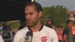 Olheiro do Atlético-PR passa por RO para avaliar jogadores mirins