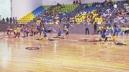 Abertura da etapa juvenil do Joer é realizada em Porto Velho