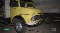 Idoso morre ao sair em alta velocidade de posto de combustíveis na BR-163, em Campo Grande