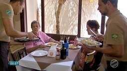 Restaurantes em MS criam mecanismos para evitar o desperdício de alimentos
