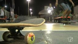 7ª edição do 'Rei do Bosque' reúne dezenas de skatistas de várias cidades em Santarém