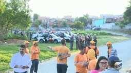 PM realiza reintegração de posse em prédio no bairro Boa Esperança, em Hortolândia