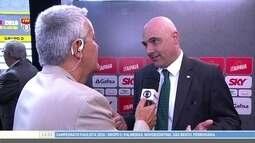 Para presidente do Palmeiras, início de Campeonato Paulista é sempre muito difícil