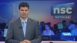 Confira os destaques do NSC Notícias desta terça-feira (17)