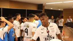 Vai, Corinthians - Bastidores de Corinthians x Coritiba