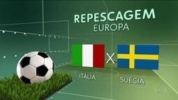 Fifa sorteia duelos da repescagem europeia para Copa do Mundo