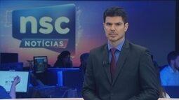 Confira os destaques do NSC Notícias desta quarta-feira (18)