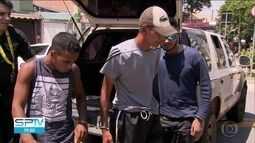 Dezesseis suspeitos são presos na Operação Salazar