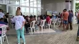 Moradores do Morro da Conceição recebem mutirão de cidadania