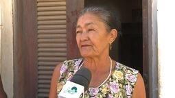 Moadores sofrem com desvios dos motoristas no distrito de Santa Fé no Crato