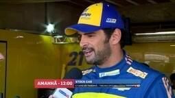 Thiago Camilo fica aliviado por punição na última corrida virar apenas uma advertência