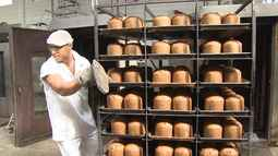 Obras Sociais Irmã Dulce dão início à produção de panetones para as festas de fim de ano