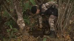 Polícia faz operação contra a captação irregular de água no Descoberto