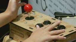 Exposição tecnológica apresenta novidades no shopping de Varginha (MG)
