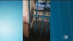 Presos serram grades em tentativa de fuga na Penitenciária de Bom Jesus