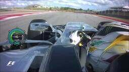Lewis Hamilton e o recorde do Circuito das Américas: 1:33.108