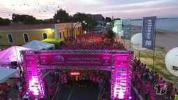 Mais de 4 mil pessoas participam da 5ª Caminhada e Corrida 'Outubro Rosa' em Santarém