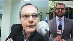 Lúcio Funaro volta a prestar depoimento na Justiça Federal nesta terça (31)