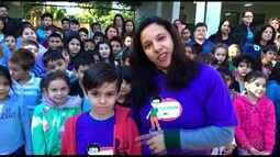 Escola Oswaldo Cruz recebe prêmio do Televisando