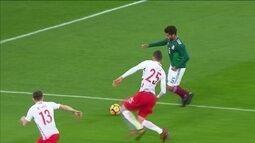 Melhores momentos: Polônia 0 x 1 México em Amistoso Internacional
