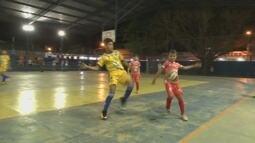 Última rodada da fase classificatória define semifinalistas do Estadual de Futsal Sub-10