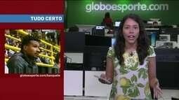 GE no Giro traz os destaques do NBB, atletismo e levantamento de peso