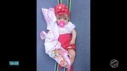 Morte de bebê é investigada em Rio Brilhante