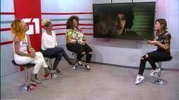 G1 Cultural entrevista três mulheres negras que fazem a diferença no Distrito Federal