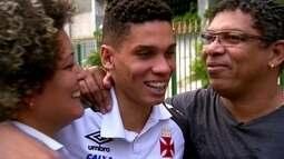 Confira um perfil sobre Paulinho, do Vasco