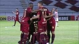 Os gols de Náutico 1 x 2 Vila Nova pela 37ª rodada da série B do Brasileirão