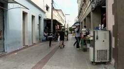 Comerciante é baleado em tentativa de assalto em Sobral, neste sábado (18)