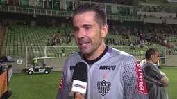 Victor comenta gol de Otero em vitória do Atlético-MG sobre o Coritiba