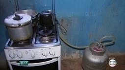 Bombeiros dão orientações sobre gás de cozinha após explosão de bujão no Grande Recife