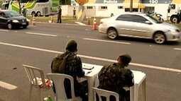Operação do Exército faz levantamento do tráfego em rodovias do Oeste Paulista