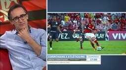 Marcelo Barreto diz que diretoria do Flamengo não pensa em demitir Rueda