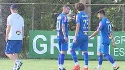 Cruzeiro se prepara para partida contra o Vasco pelo Brasileirão