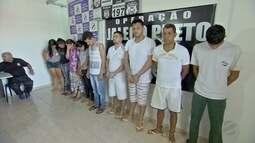 Polícia faz operação para desarticular quadrilha que aplicava o golpe do falso médico