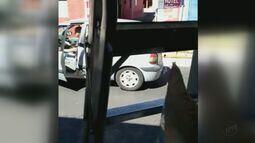 Criminosos armados invadem cooperativa de crédito em Santa Rita do Passa Quatro