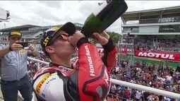 Eric Granado supera Alexandre Barros e vence Superbike Brasil