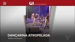 G1 em 1 Minuto: Professora de dança morre após ser atropelada na rodovia Anchieta